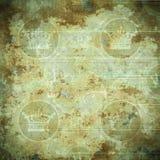 Grungeachtergrond. Abstracte textuur. Royalty-vrije Stock Fotografie