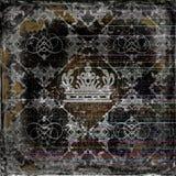 Grungeachtergrond. Abstracte textuur. Stock Foto