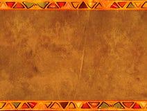 Grungeachtergrond met oude document textuur royalty-vrije illustratie