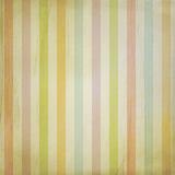 Grungeachtergrond met pastelkleurstrepen Royalty-vrije Stock Foto's