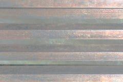 Grungeachtergrond, strepen van staal, pastelkleuren stock foto