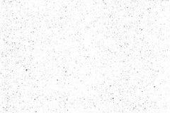 Grungeachtergrond van zwart-wit Kraftpapier-document textuur stock illustratie