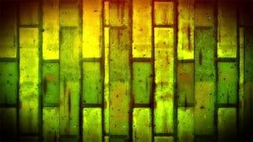 Grungebaksteen 2 stock illustratie