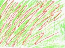 Grungebeståndsdelar gör grön textur royaltyfri illustrationer