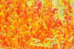 grungeblad med bakgrund Royaltyfri Fotografi