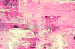 Grungecollage, vattenfärgstil Arkivfoto