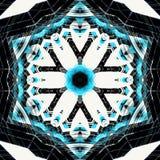 Kaleidoscope 2 stock illustration