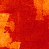 Grungedocument textuur, uitstekende achtergrond Stock Fotografie