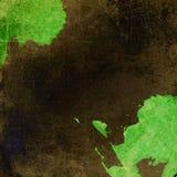 Grungedocument textuur, uitstekende achtergrond Royalty-vrije Stock Foto's