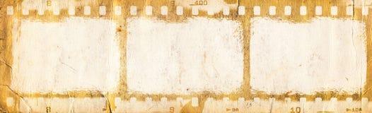 Grungefilmstrip Royalty-vrije Stock Afbeelding