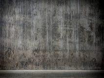 Grungegaragebakgrund Royaltyfria Bilder
