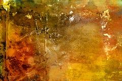 grungemålarfärg Fotografering för Bildbyråer