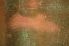 Grungemålarfärgvägg Arkivbilder