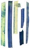 grungemaskeringstejp Arkivbilder