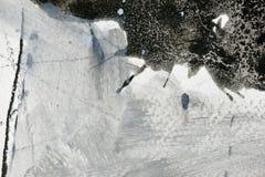 Grungemålningbakgrund Arkivfoton