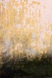 Grungemuur van het oude huis Geweven Achtergrond Stock Foto's