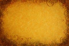 grungepappersswirls Arkivfoto