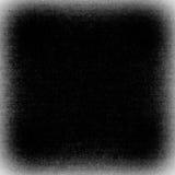 Grungeram, svart färg, idérik bakgrund med utrymme för yo Arkivfoto