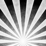 Grungestarburstbakgrund Arkivbilder