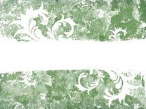 grungeswirls Arkivfoto