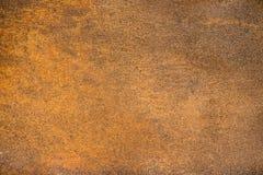 Grungetextur av gammal rostig metall Fotografering för Bildbyråer