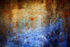 Grungetexturer och abstrakta bakgrunder Fotografering för Bildbyråer