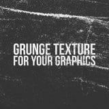 Grungetextuur voor Uw Grafiek stock illustratie