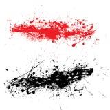 grungetråd vektor illustrationer
