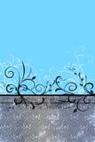 Grungey swirly background Stock Photography