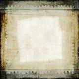 Grungy überlagerte Collage lizenzfreies stockfoto