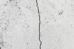 Grungy ściana z ampuły pęknięcia cementu podłoga teksturą zdjęcie royalty free