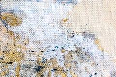 Grungy абстрактная текстурированная предпосылка с пестроткаными помарками Стоковые Фотографии RF
