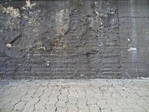 Grungy внутренняя предпосылка Стоковое фото RF
