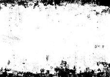 Grungy граница Стоковые Фотографии RF