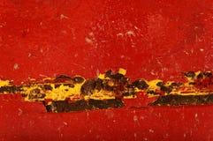Grungy красная предпосылка Стоковые Изображения RF