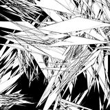 Grungy, нервная текстура с случайными элементами - абстрактное illustratio иллюстрация штока