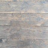 Grungy огорченная деревянная текстура настила Стоковое Изображение