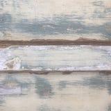 Grungy покрашенный огорченный текстурированный пол помытый белизной Стоковая Фотография RF