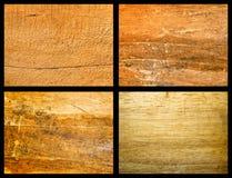 grungy поцарапанная древесина Стоковое фото RF