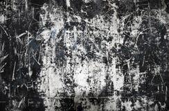 grungy поцарапанная стена Стоковая Фотография RF