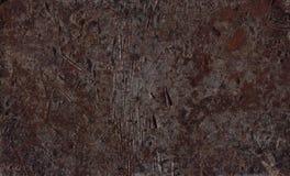 Grungy поцарапанная текстура металла Стоковые Фотографии RF