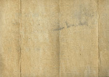 Grungy старая сложенная ткань Стоковое фото RF