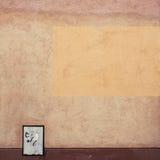 grungy стена улицы Стоковое Изображение