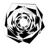 Grungy текстурированная форма элемента нервная изолированная соответствующая как конспект иллюстрация штока