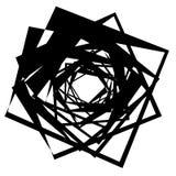 Grungy текстурированная форма элемента нервная изолированная соответствующая как конспект иллюстрация вектора