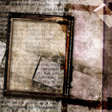 Grungy abstraction Stock Photo