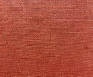 Grungy abstrakt textiltextur med skrapor Arkivbild