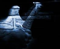 Grungy achtergrond Stock Fotografie