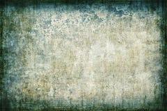 Grungy Achtergrond van het Canvas Stock Foto's