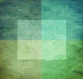 Grungy acquerello-come priorità bassa astratta grafica Fotografie Stock Libere da Diritti